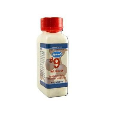 Hyland\'s Natrum Muriaticum 6x Cell Salts