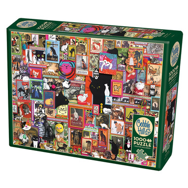 Cobblehill Catsville Puzzle