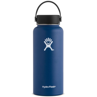 Hydro Flask Wide Mouth Cobalt