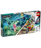 LEGO Hidden Side Paranormal Intercept Bus 3000