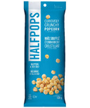 Halfpops Curiously Crunchy Popcorn Butter and Sea Salt