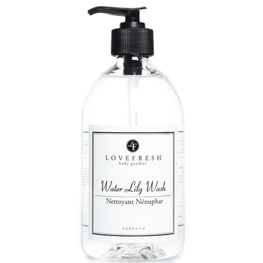 Lovefresh Water Lily Hand & Body Wash
