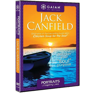 Gaiam Portraits Of Inspiring Lives: Jack Canfield DVD
