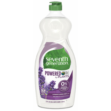 Seventh Generation Dish Liquid Lavender Flower & Mint