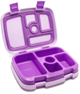 Bentgo Children's Bento Lunch Box Purple