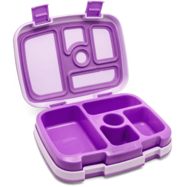 Bentgo Children\'s Bento Lunch Box Purple