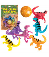 Planet Earth Raptor Jacks
