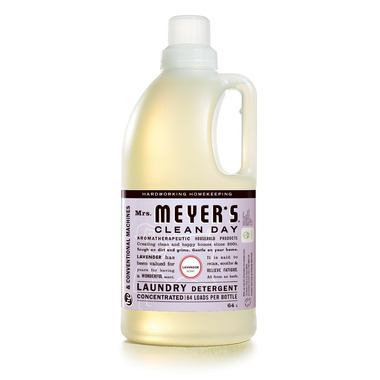 Mrs. Meyer\'s Clean Day Concentrated Liquid Laundry Soap Lavender