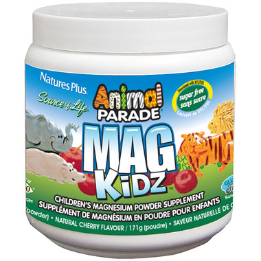 Nature\'s Plus Animal Parade Kidz Magnesium Powder