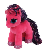 Ty Beanie Boos Ruby The Pony