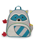 Skip Hop Zoo Little Kid Backpack Racoon