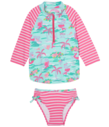 Hatley Tropical Mermaids Rashguard Set