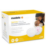 Medela Safe & Dry Ultra Thin Disposable Nursing Pads Large Pack