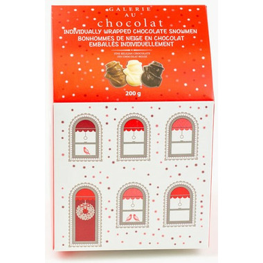 Galerie Au Chocolat Holiday House Giftbox