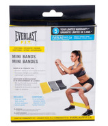 Everlast Mini Lateral Bands