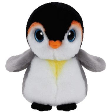 Ty Beanie Babies Pongo The Penguin