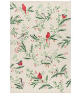 Now Designs Dishtowel Forest Birds