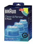 Braun Clean & Renew Shaving Cartridge Refill