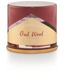 Illume Demi Tin Candle Oud Wood