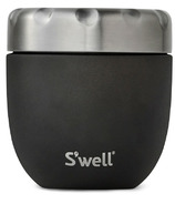 S'well Eats Stainless Steel Thermal Container Black Onyx