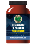 Pure Lab Vitamins Magnesium Glycinate Nighttime