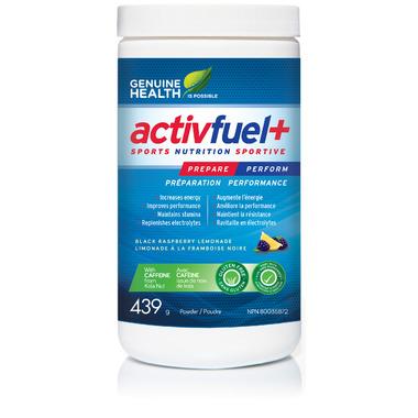 Genuine Health Activfuel+ With Caffeine