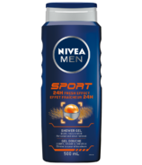 Nivea Men Sport 24H Fresh Effect Shower Gel