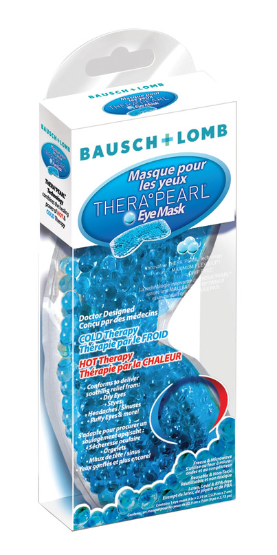 Buy Bausch Amp Lomb Thera Pearl Eye Mask At Well Ca Free Shipping 35