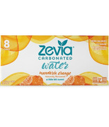 Zevia Mandarin Orange Sparkling Water