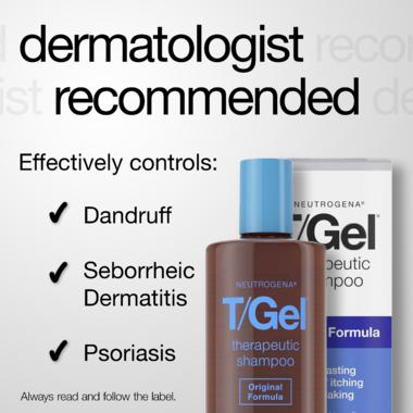 Neutrogena T/Gel Therapeutic Extra Strength Shampoo