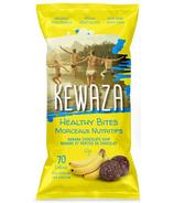 Kewaza Healthy Bites Banana Chocolate Chip