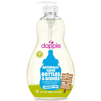 Dapple Fragrance Free Baby Bottle & Dish Liquid