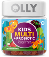 OLLY Kid's Multi + Probiotic Berry Punch