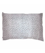Kitsch Silk Pillowcase Lavender Dot