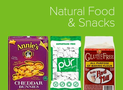 Natural Food & Snacks