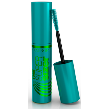 CoverGirl Super Sizer Mascara in Black Brown