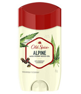 Old Spice Anti-Perspirant Deodorant for Men Alpine with Hemp Seed Oil
