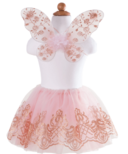 Great Pretenders Rose Gold Tutu and Wings Set
