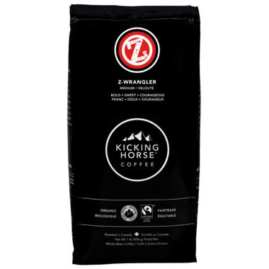 Kicking Horse Coffee Z-Wrangler Whole Beans