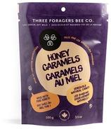 Caramels au miel de Three Foragers Bee Co.