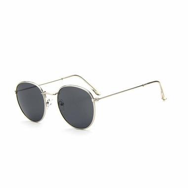 Shady Lady Eyewear Miley Silver/Black