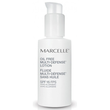Marcelle Essentials Oil-Free Multi-Defense Lotion SPF 15