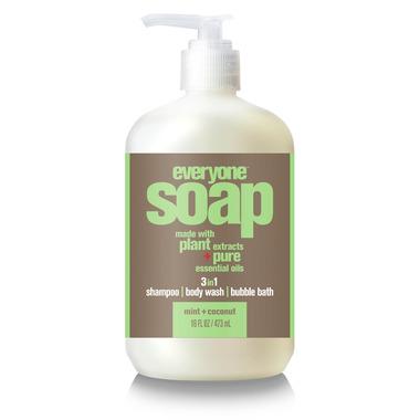 Everyone Soap Mint & Coconut