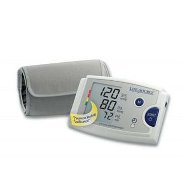 Lifesource Quick Response Blood Pressure Monitor