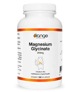 Orange Naturals Magnesium Glycinate 200mg