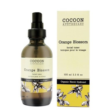 Cocoon Apothecary Orange Blossom Facial Toner