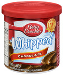 Betty Crocker Whipped Chocolate Frosting