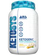 ANS Performance KETOSYS Protein Powder Lemon Pie