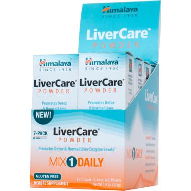 Himalaya Herbal Health LiverCare Powder