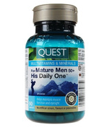 Quest For Mature Men 50+ His Daily One